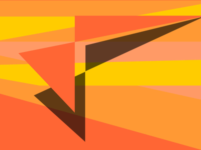 Geométrico Um Novo Horizonte 13 Artista Gloria Rimes