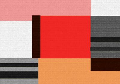 Geométrico Um Novo Horizonte 16 Artista Gloria Rimes