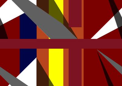 Geométrico Liberdade 14 Artista Gloria Rimes