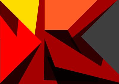 Geométrico Direção 09 Artista Gloria Rimes