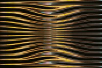 Arte Digital da Exposição Linguagem Artística N°7 da Artista Brasileira Gloria Rimes