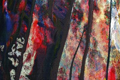 ABSTRATO 05 Artista Gloria Rimes