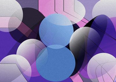 Abstrato Luar 02 Artista Gloria Rimes
