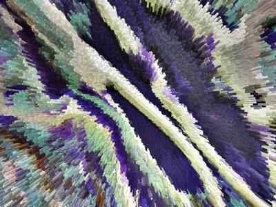 Abstrato Direção 08 Artista Gloria Rimes