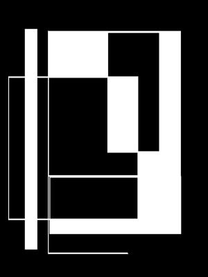 Geométrico Contemporâneo N°3 Artista Gloria Rimes