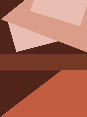 Geométrico Moderno 07 Artista Gloria Rimes