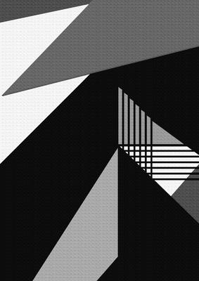 Geométrico Luxo Artista Gloria Rimes