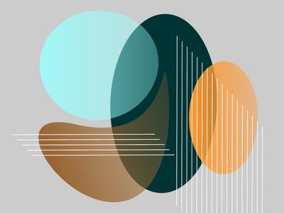Geométrico SENSAÇÕES 02 Artista Gloria Rimes