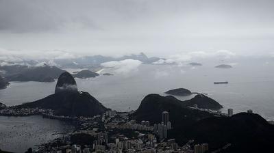Rio Cinza - Cidade cinza