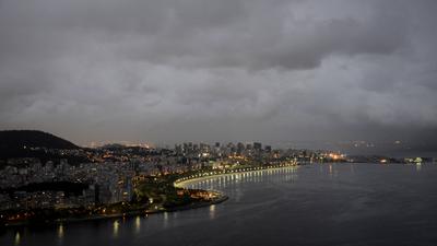 Rio Cinza - Cidade