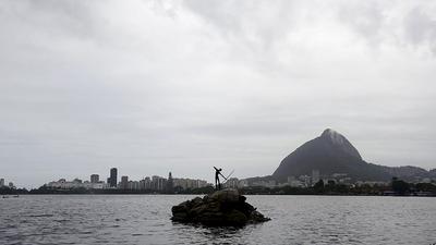 Rio Cinza - Lago