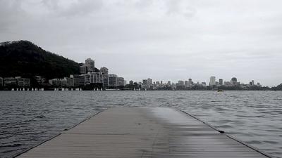 Rio Cinza - Pier