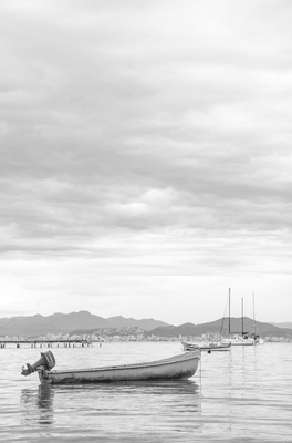 O barco de pesca (vertical)
