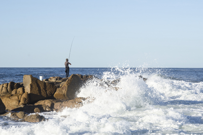 O Pescador e o mar