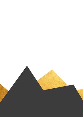 Geometric Montain 1