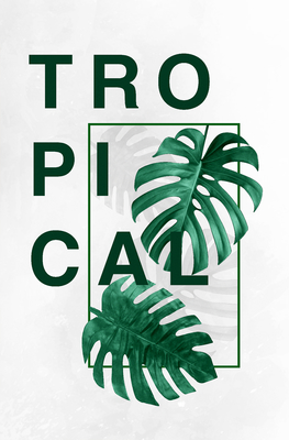 Tropical - Lettering