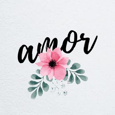 Amor - floral