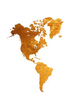 Mapa da America - Part2