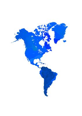 Mapa da America - Part3