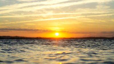 Por do sol - Arraial do Cabo