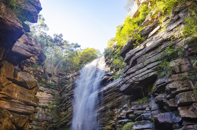 Cachoeira - Chapada Diamantina