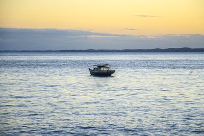 Barco na Barra do Forte_part 1