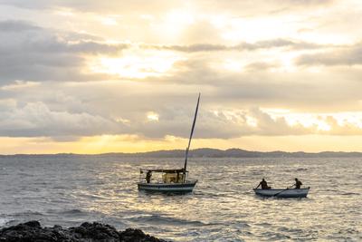 Pescador em Salvador - BA