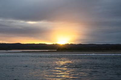 Por do sol - Arraial do Cabo - Rj