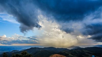 Pico Agudo - Formação Chuva