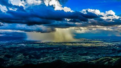 Formação Chuva - Pico Agudo