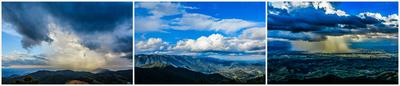 Panorâmica Pico Agudo - Santo Antônio do Pinhal