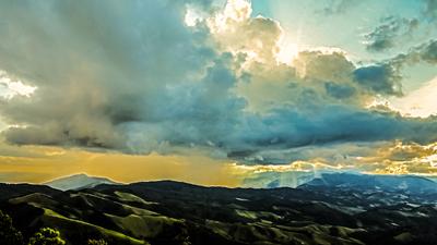 Chuva no Pico