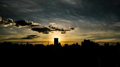 Sunset - São Paulo