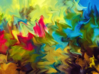 O mundo das cores