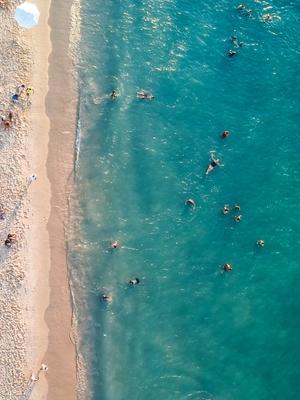Areia, Praia, Mar e Cores parte 2 de 2