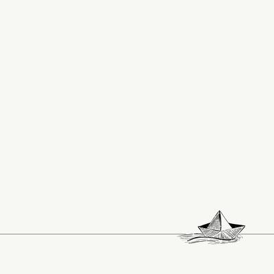 Barco à deriva formato quadrado