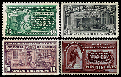 Stamps - Mail