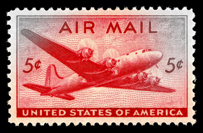 Stamps - Air Mail 1