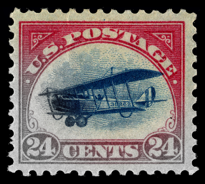 Stamps - Air Mail 3