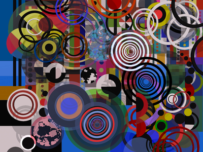 Composiçao Abstrata 130
