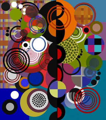 Composiçao Abstrata 142