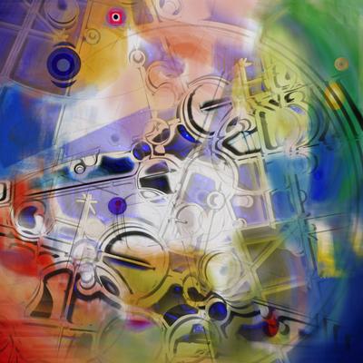 Composiçao Abstrata 180