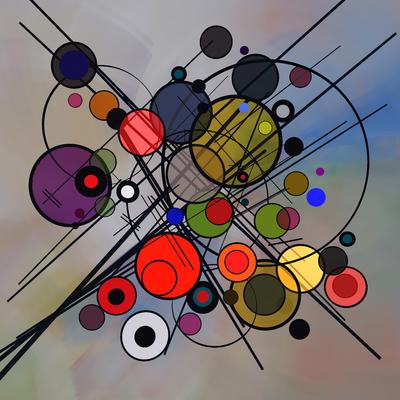 Composiçao Abstrata 199