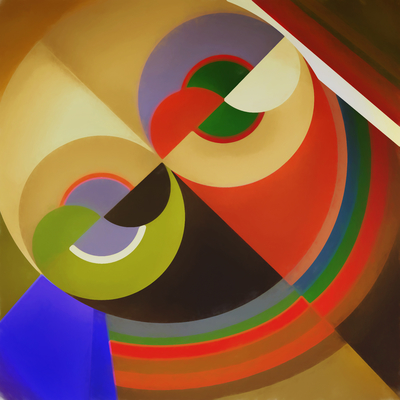 Composiçao Abstrata 21