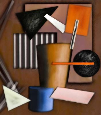 Composiçao Abstrata 115