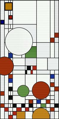 Composiçao Abstrata 425