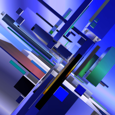 Composiçao Abstrata 30