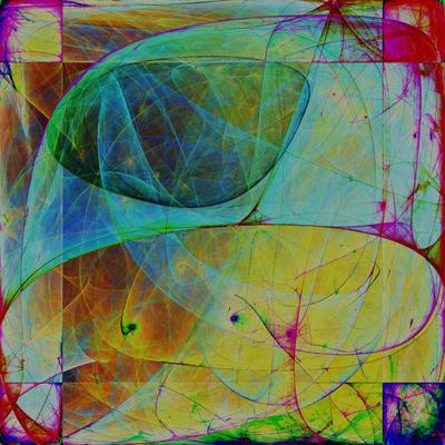 Composiçao Abstrata 134