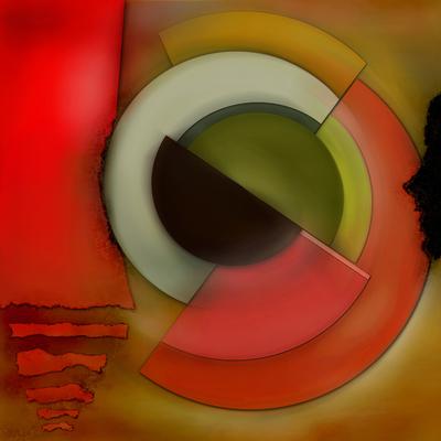 Composiçao Abstrata 20