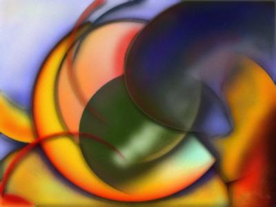 Composiçao Abstrata 62